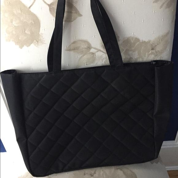 1aff68fb66af Fashion Bug Handbags - Shoulder bag tote fashion bug. Black quilted
